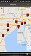 Explore Top Ranked Venues Map