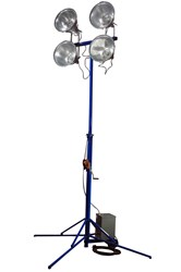 Adjustable Mini Light Tower