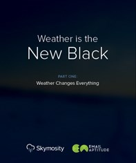 Weather is the New Black