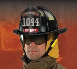 Cairns Fire Helmets