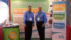 Filta at the RFMA 2014