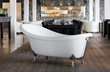 Freestanding Bathtub Knief 0100-061-CR
