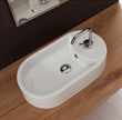 Bathroom Sink Scarabeo 8093