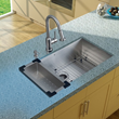 Vigo VG15070 undermount stainless steel kitchen sink