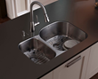 Vigo VG15043 - undermount stainless steel kitchen sink