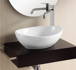 Ceramica II Bathroom Sink Caracalla CA4047