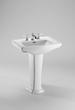 Toto LT780.4 27 Clayton Pedestal Sink