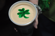 Shamrock Pint of Guinness