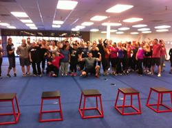 Santa Rosa fitness center