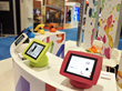 Armodilo iPad Kiosk / Tablet Display Stand / Sphere™ at DSE 2014