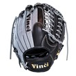 Vinci JC3333-22 Black with Grey Mesh