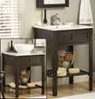 Sagehill Designs pa2421 Bathroom Vanity Cabinet from the Parsons Collection