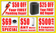 Houston AC Repair Company One Call Services Announces Spring Discounts...