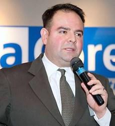 Juan Manuel Ruiz, President of the Latin American Chamber of Commerce of Utah, executive director of the Utah Latin Expo