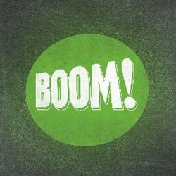 BOOM! Marketing Logo