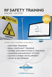 RF Safety Training Certification - LBA