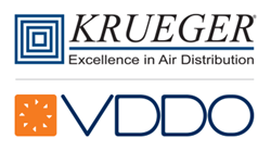 Krueger-HVAC and VDDO Logos