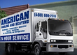 American Cooling and Heating, Fully equipped Gilbert AZ air conditioning sales program