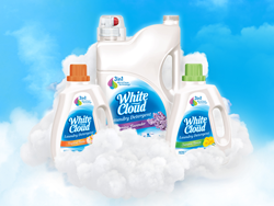 White Cloud® introduces new Laundry Care product line and trial coupon
