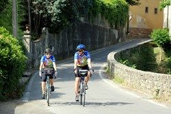 tuscany cycling tours, italy bike tour
