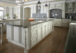 Signature Vanilla Kitchen Cabinets