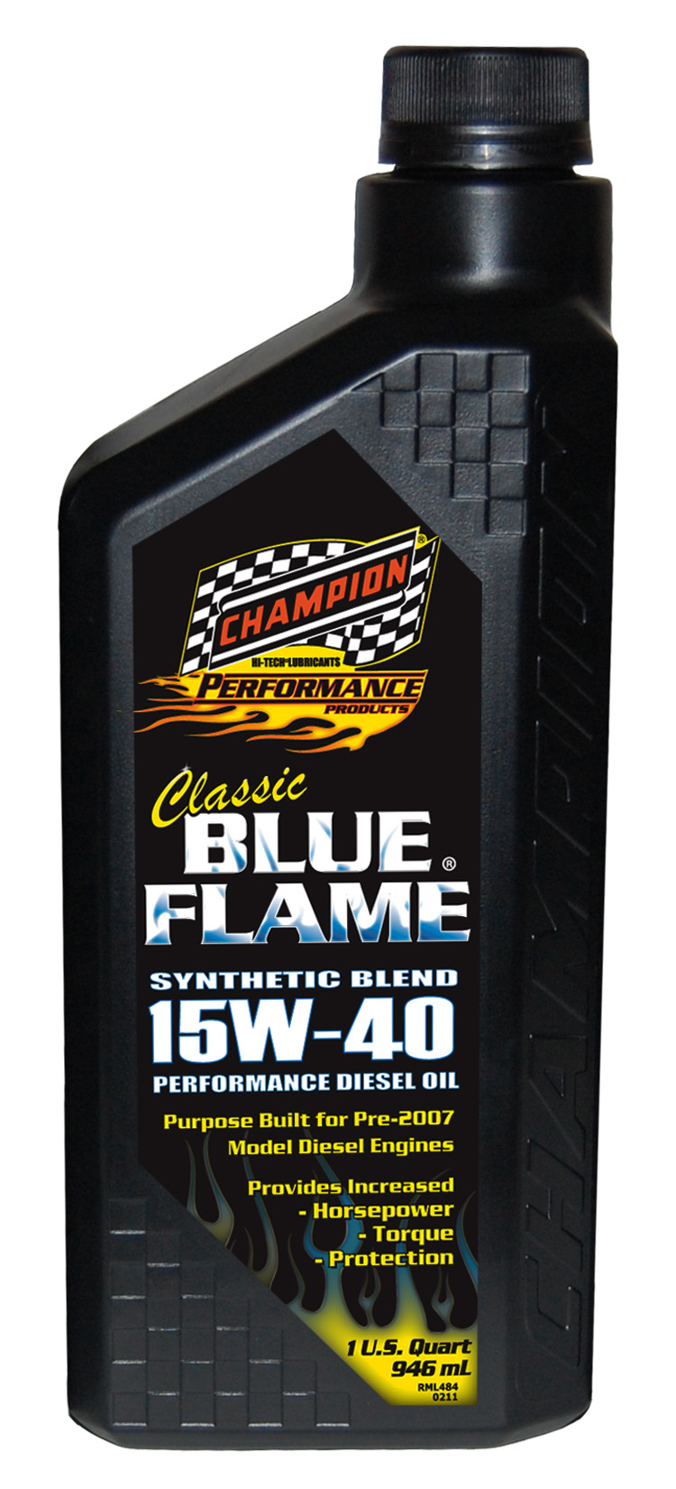 New at summit racing champion motor oil and lubricants for Why use synthetic blend motor oil