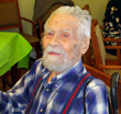 Second Oldest Man Alive on Record Turns 111, DOROT Volunteers Keep Him...