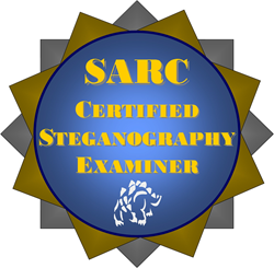 Certified Steganography Examiner Training