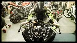 Dustin Apgar Daytona 200