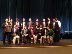 University School's Speech and Debate Team