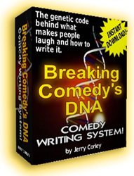 How To Make People Laugh With Breaking Comedy's DNA