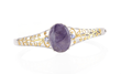 Utah Tiffany Stone Bangle