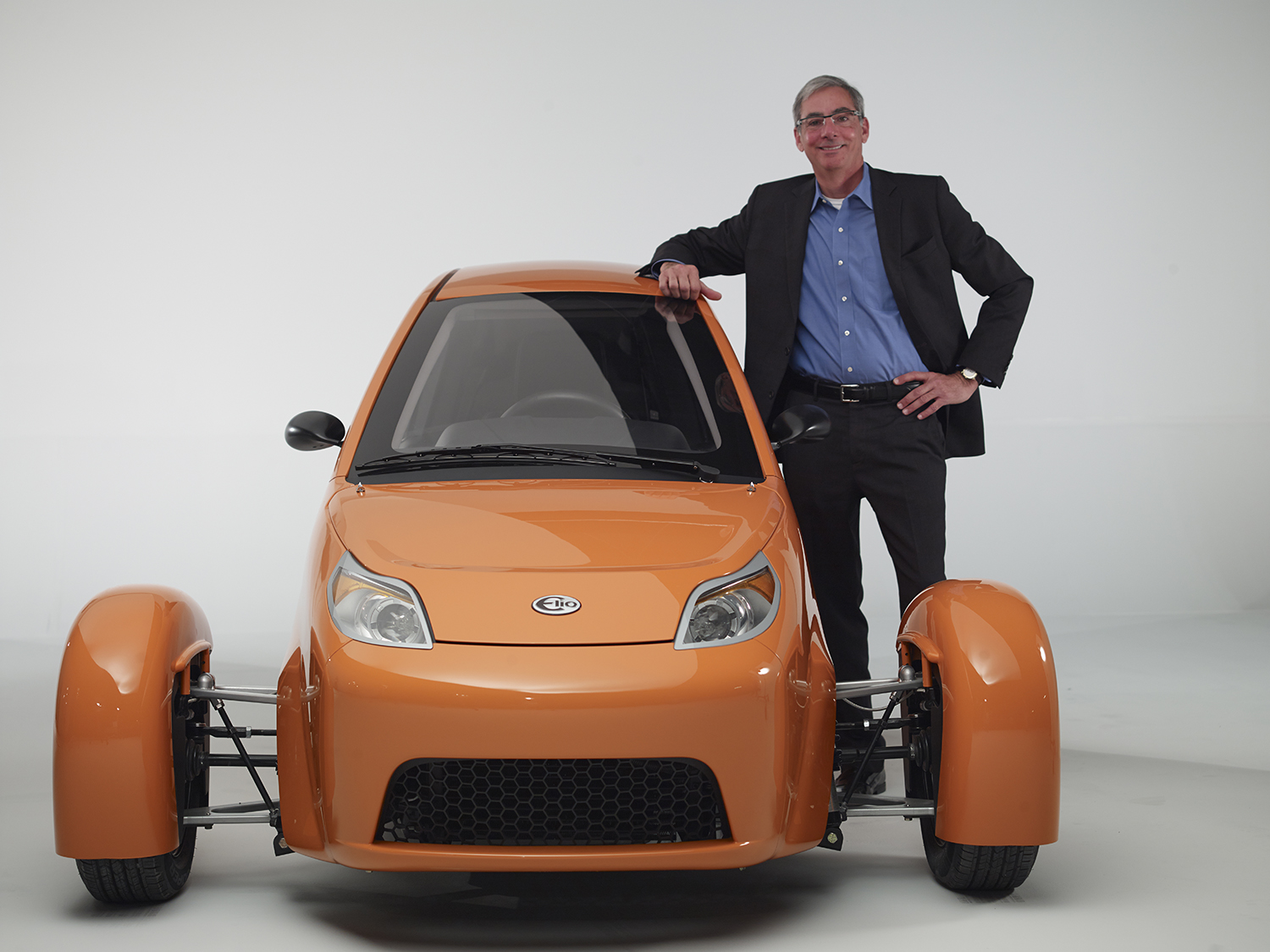 Elio Motors' Future Classic on Display at Hot August Nights Auction Presented by Barrett-Jackson