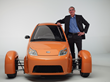 Elio Motors' Future Classic on Display at Hot August Nights Auction...