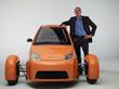 "Elio Motors joins the Smithsonian magazine's 2015 ""The Future is Here""..."