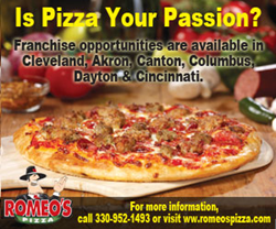 Franchise Opportunities with Romeo's Pizza
