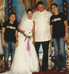 David and Rowena Carr, Another Happy Christian Filipina Couple