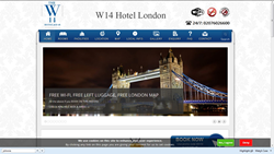 The W14 Hotel London