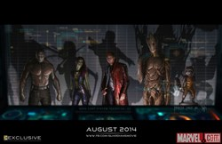 Guardians of the Galaxy 2014