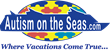 Autism on the Seas logo