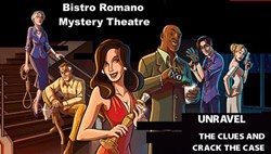 Mystery Dinner Theater