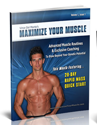 Maximize Your Muscle by Vince Del Monte