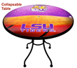LSU Tigers MagneticSkins Bucket Table Kit