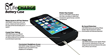 LifeCHARGE Battery Cases Challenge iPhone 5/5S Breakability Scores