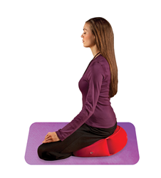 mobile meditator meditation mat