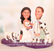 Beautiful Cake Toppers for Weddings Announced by...