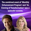 The Combined Event of 'Monthly Enhancement Program' and 'An Evening of...