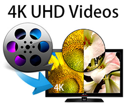 Download and Convert 4K UHD Videos