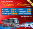Bus Operator Kesatuan Express Joins BusOnlineTicket.com Providing...