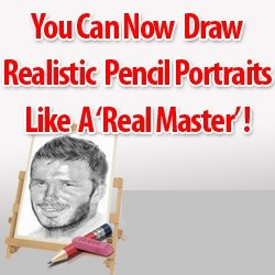 Realistic Pencil Portrait Mastery Review | How To Draw Beautiful Portraits Like Professionals